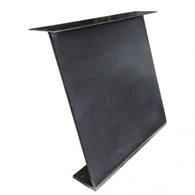 Tischwangen Stahl