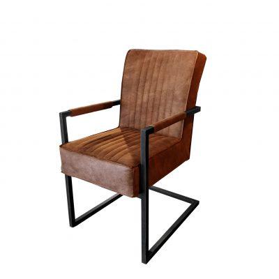 Freischwinger Stuhl Armlehne