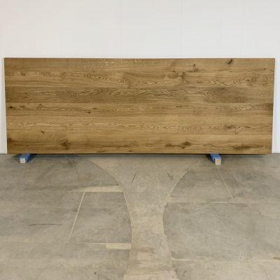 Tischplatte Eiche massiv