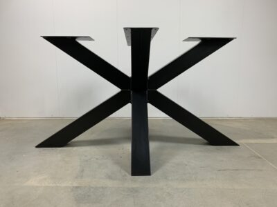 Tischgestell Metall Stern Columbus