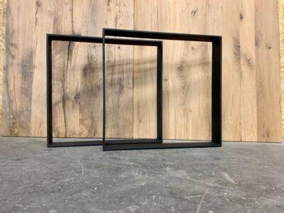 Kufen Tischgestell Stahl