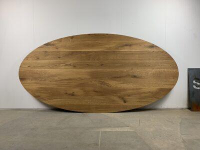 Tischplatte Oval