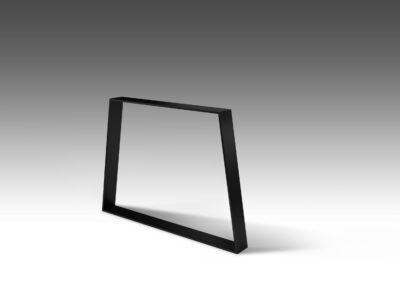 Tischgestell Stahlkufen
