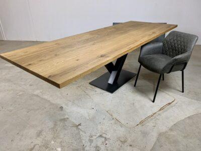 Esstisch Eiche massiv Mittelfuß Tischgestell Toro