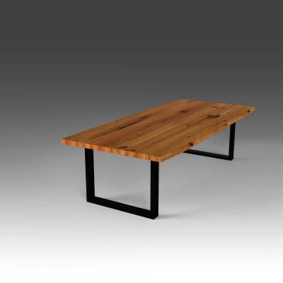 Kufentisch Eiche Baumkante Coda