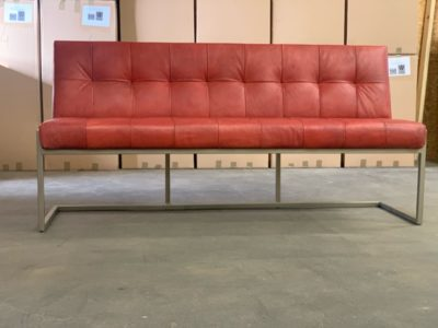 Sitzbank Industrial Leder