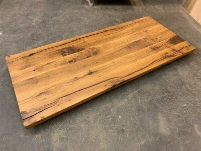 Altholz Tischplatte Eiche geölt