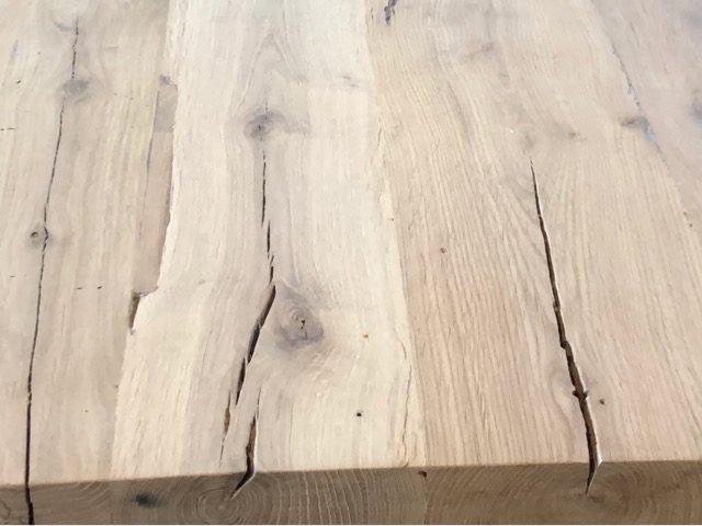 Altholz klar lackiert (matt)