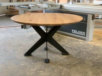 Runder Tisch Eiche Diva