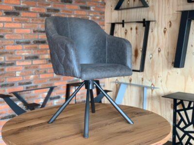 Drehstuhl Leder BL158D